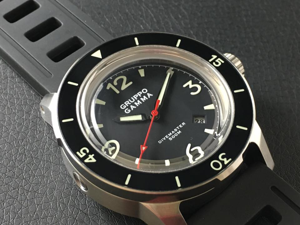 sales large watches divemaster of watch touch evo aragon automatic