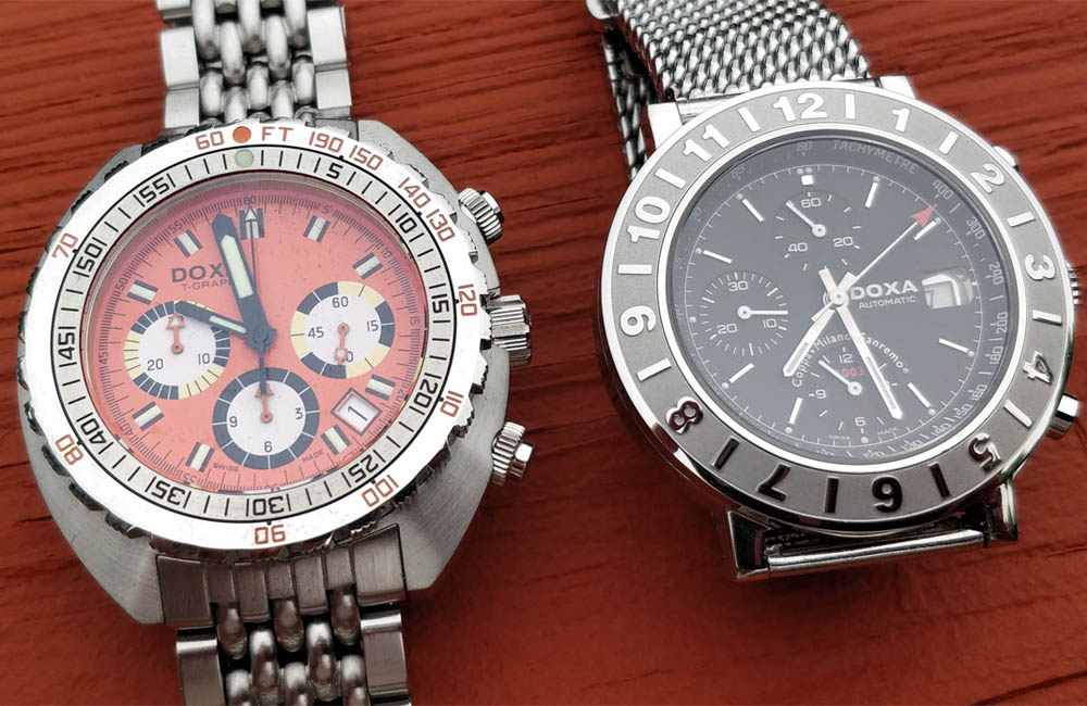 Chronograph Collecting on a Budget